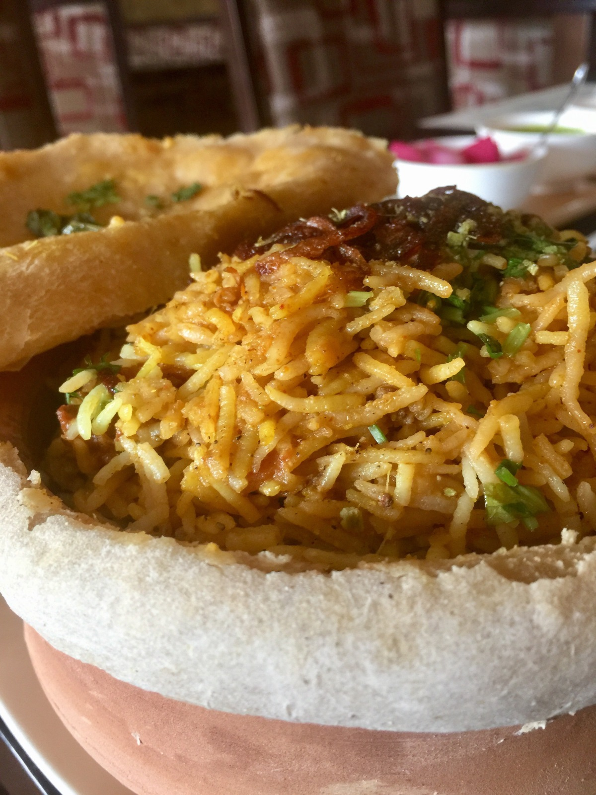 迪拜最佳Biryani. The official top 11.