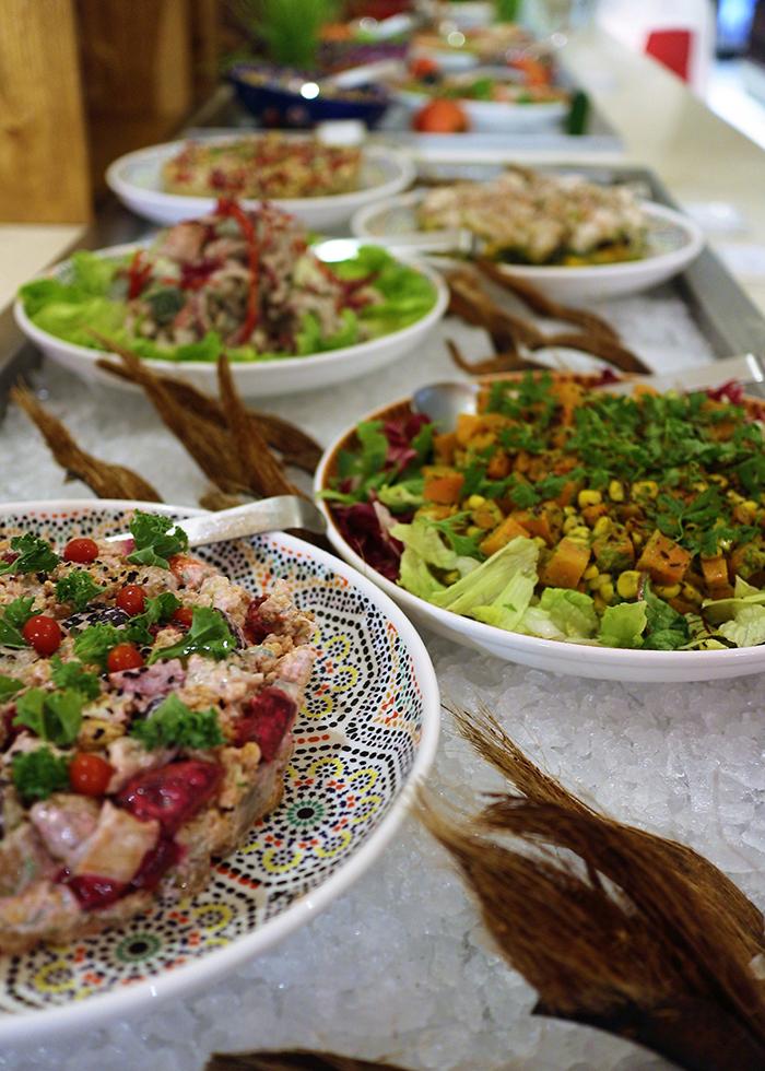 Iftar at Lapita