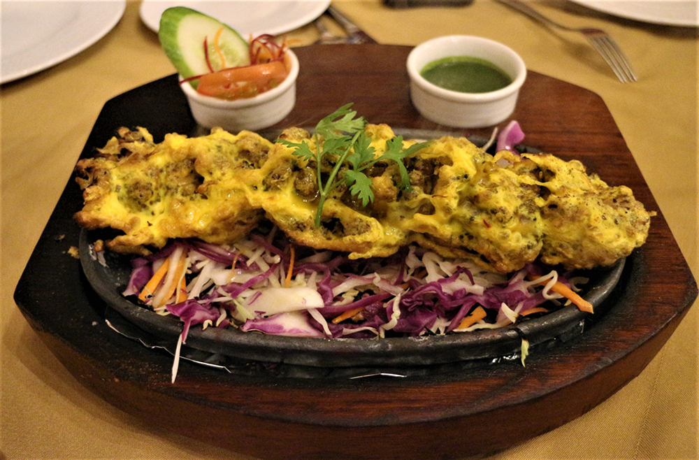 A rediscovery of Royal culinary secrets at India Palace.