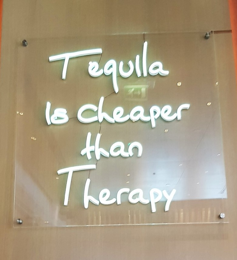 Sign in bar